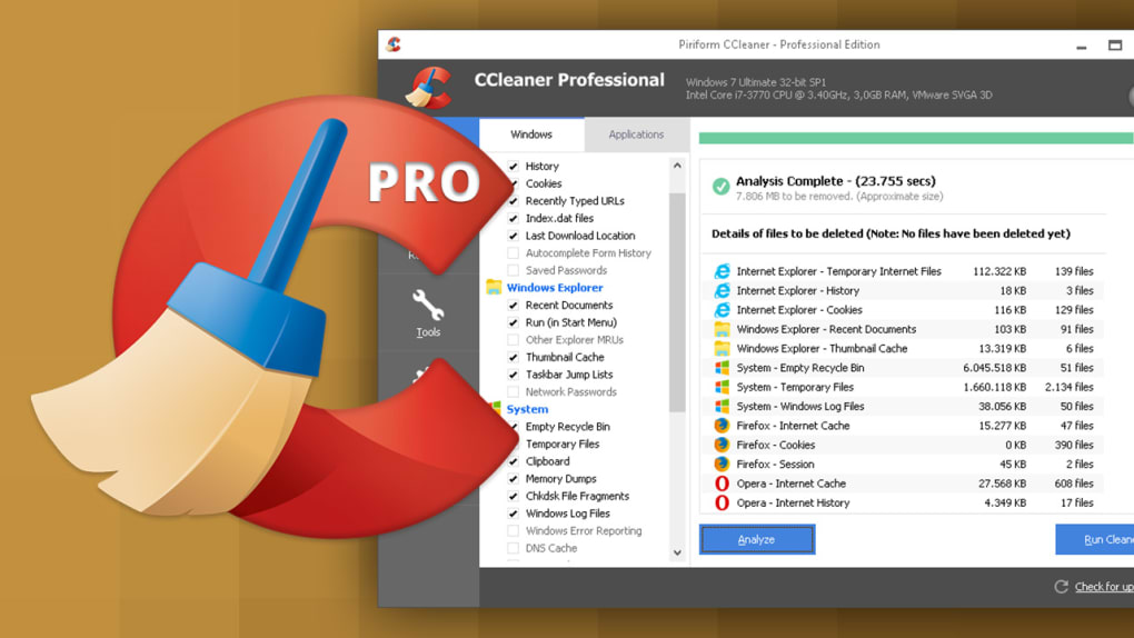 ccleaner professional plus key 2018 deutsch