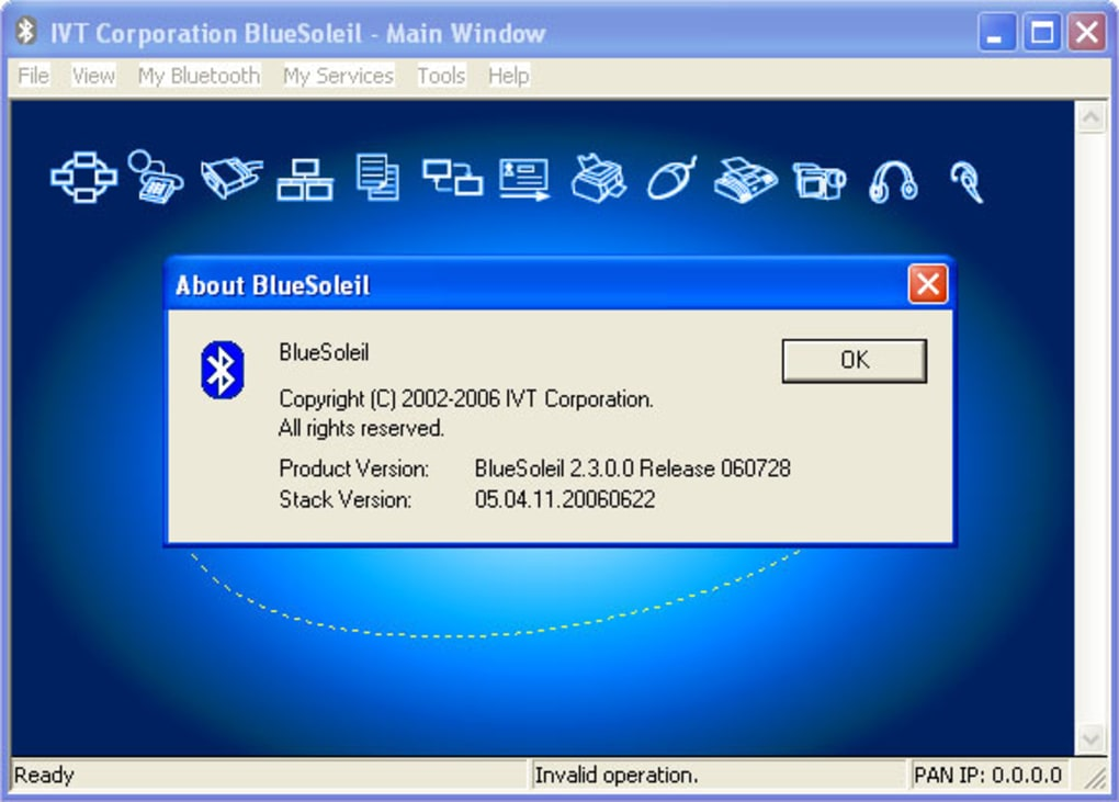 BLUESOLEIL ALTERNATIVE DRIVERS FOR WINDOWS XP