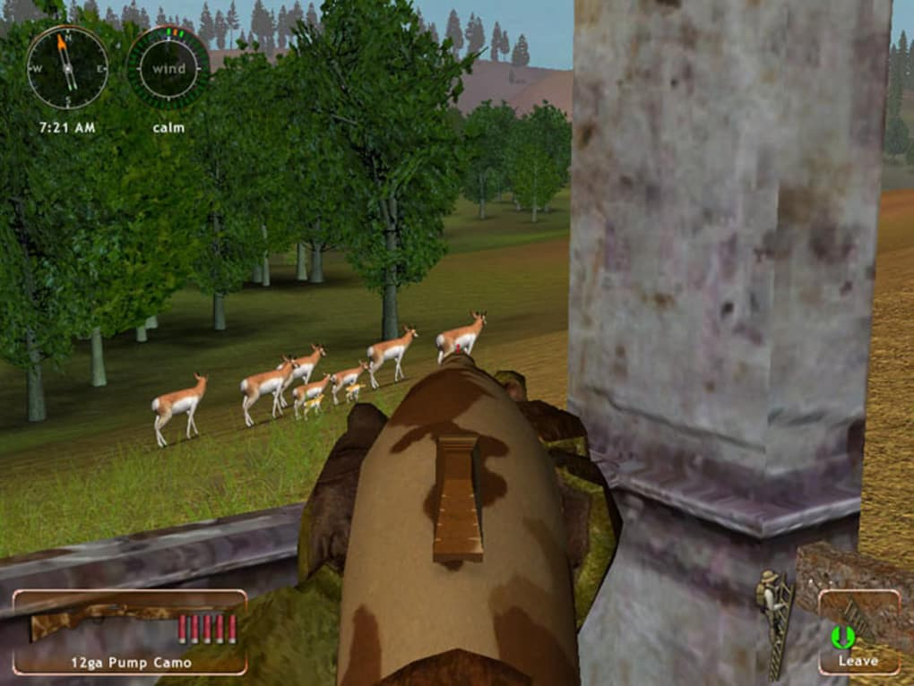Hunting unlimited 2011 download free hunting game demo from.