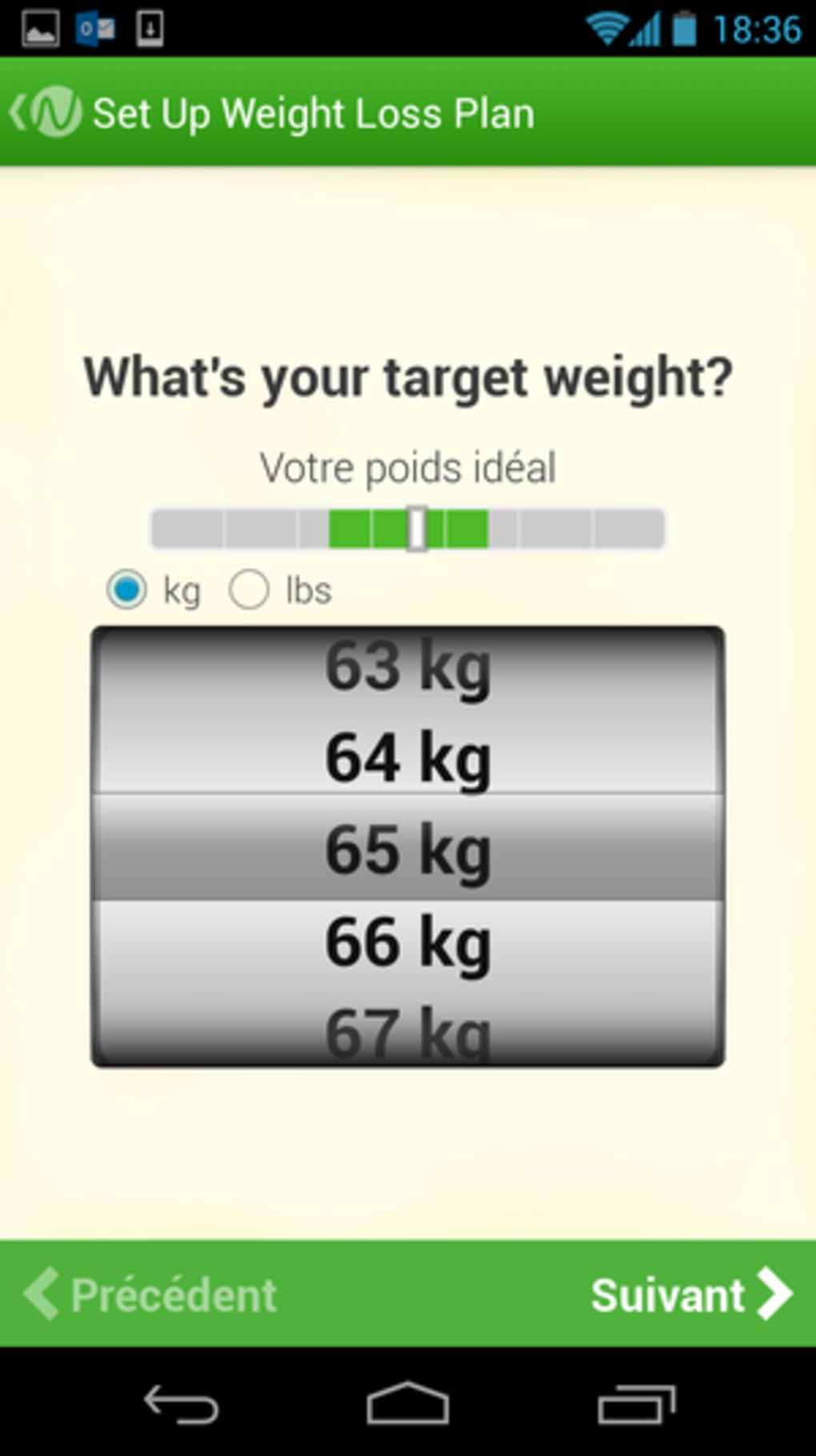 noom para perder peso