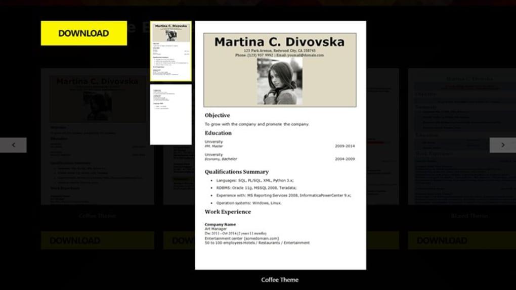 Excepcional Currículum óptimo Wyotech Festooning - Ideas De Ejemplo ...