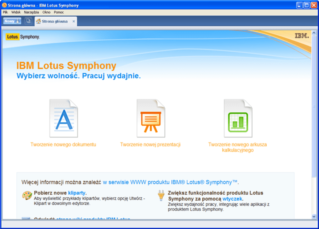 Ibm Lotus Symphony Download