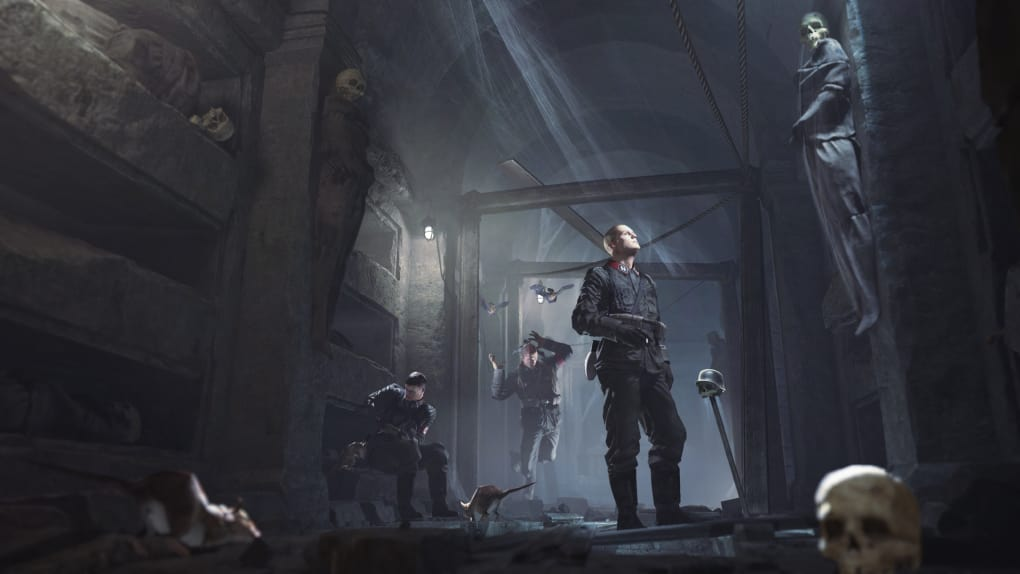 Wolfenstein: The Old Blood - Download