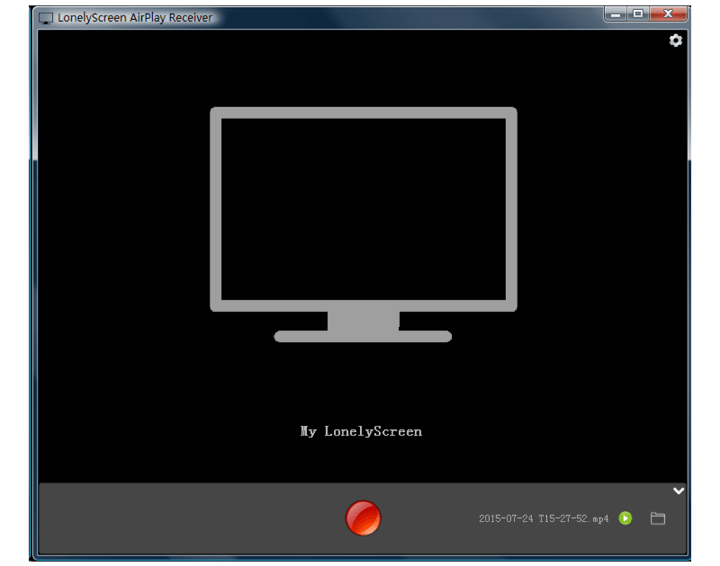 LonelyScreen AirPlay Receiver - Download
