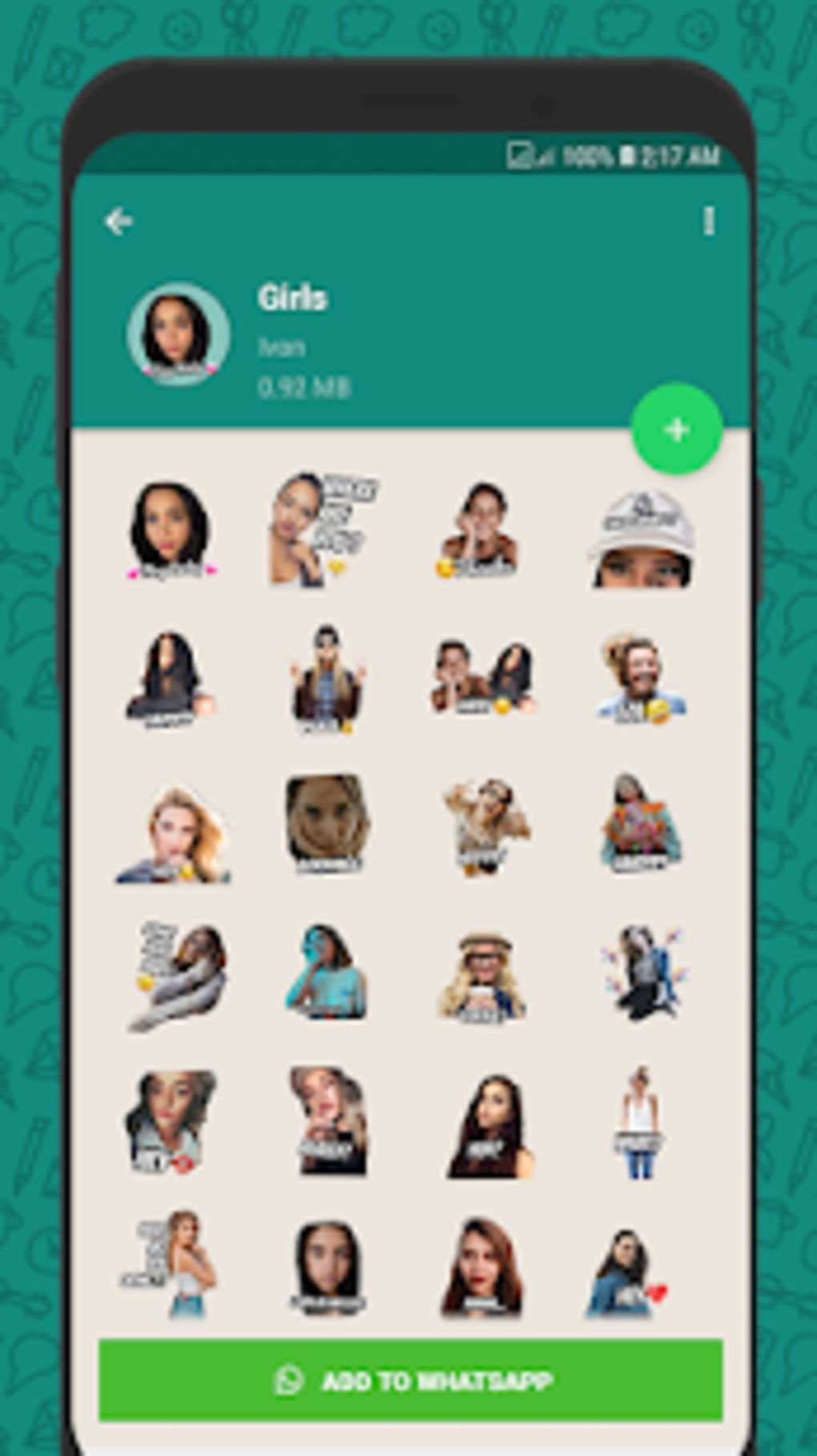 Wemoji - WhatsApp Sticker Maker para Android - Descargar
