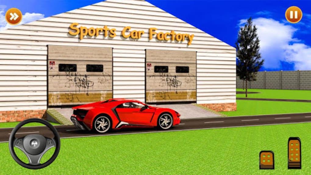 Car Mechanic Simulator: Car Builder Auto Repair 3D لنظام
