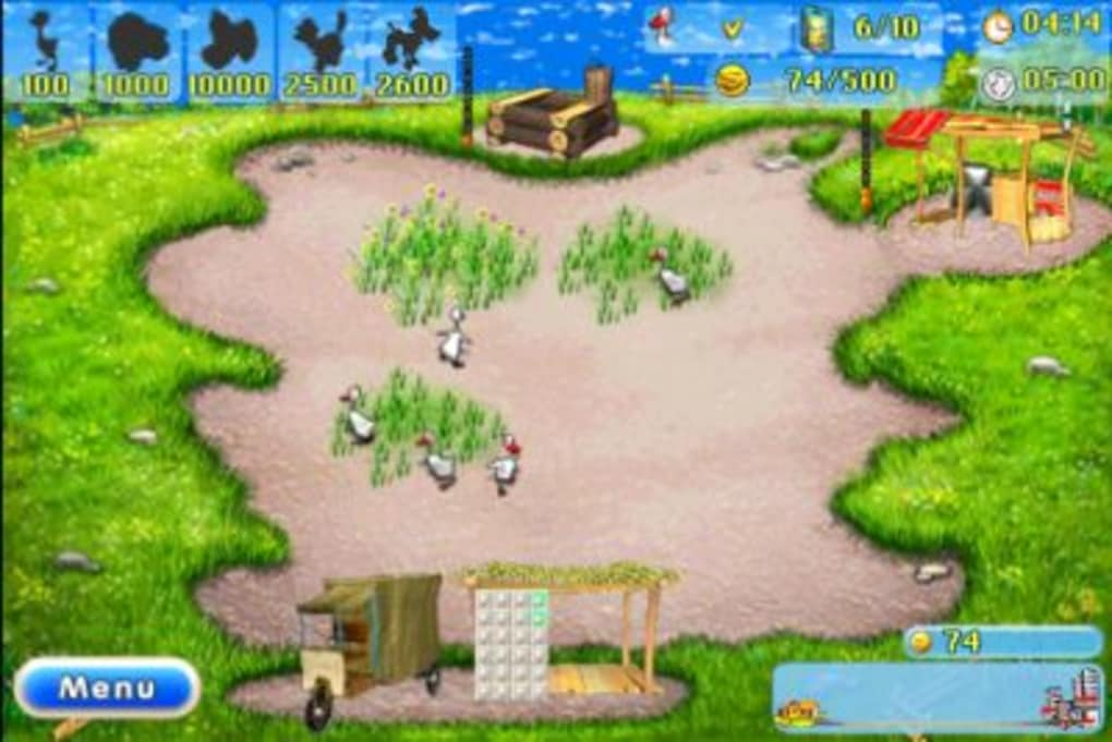 Farm Frenzy for iPhone - Download