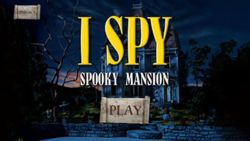 I SPY Spooky Mansion for iPhone - Download