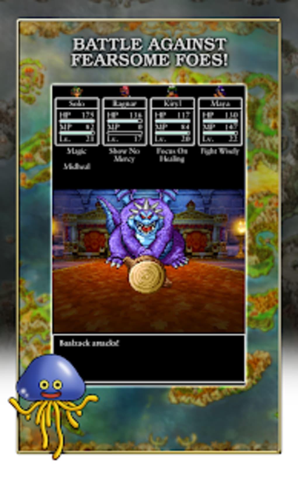 dragon quest 2 1.0.5 apk