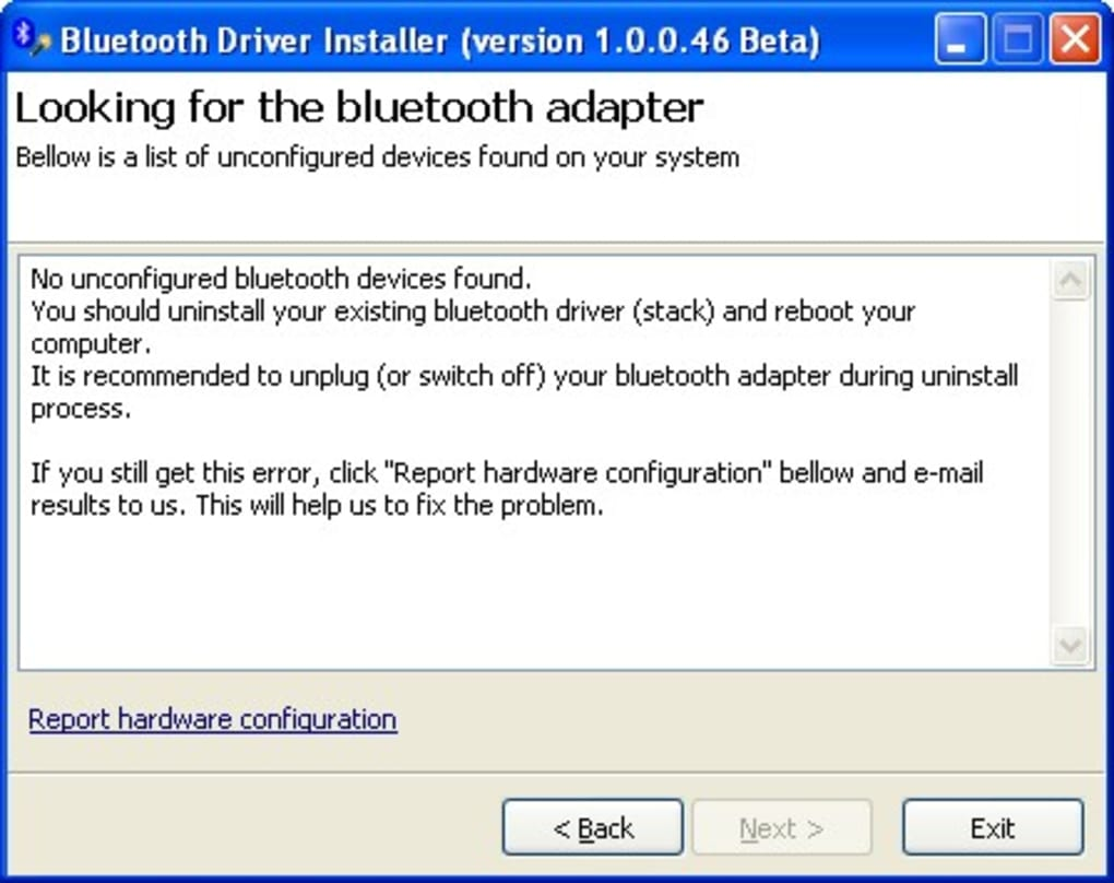 descargar driver bluetooth acer aspire one