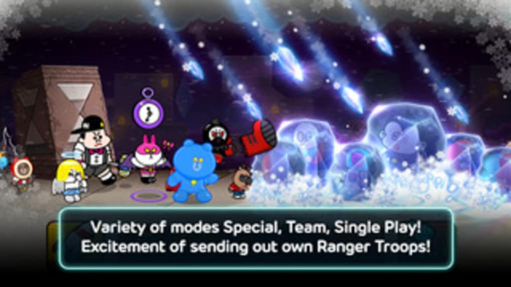 LINE Rangers for iPhone - Download