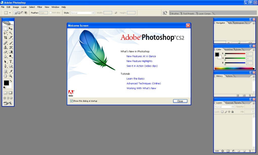 Adobe Creative Suite 2 Download