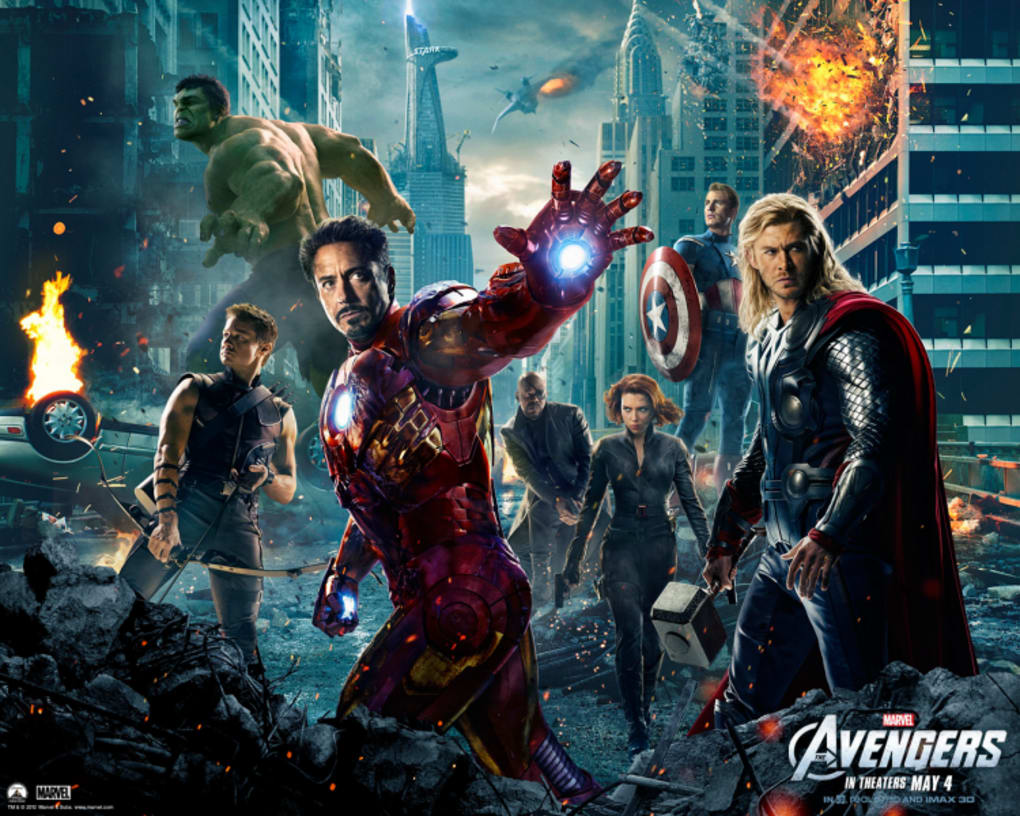 marvel's the avengers wallpapers - download