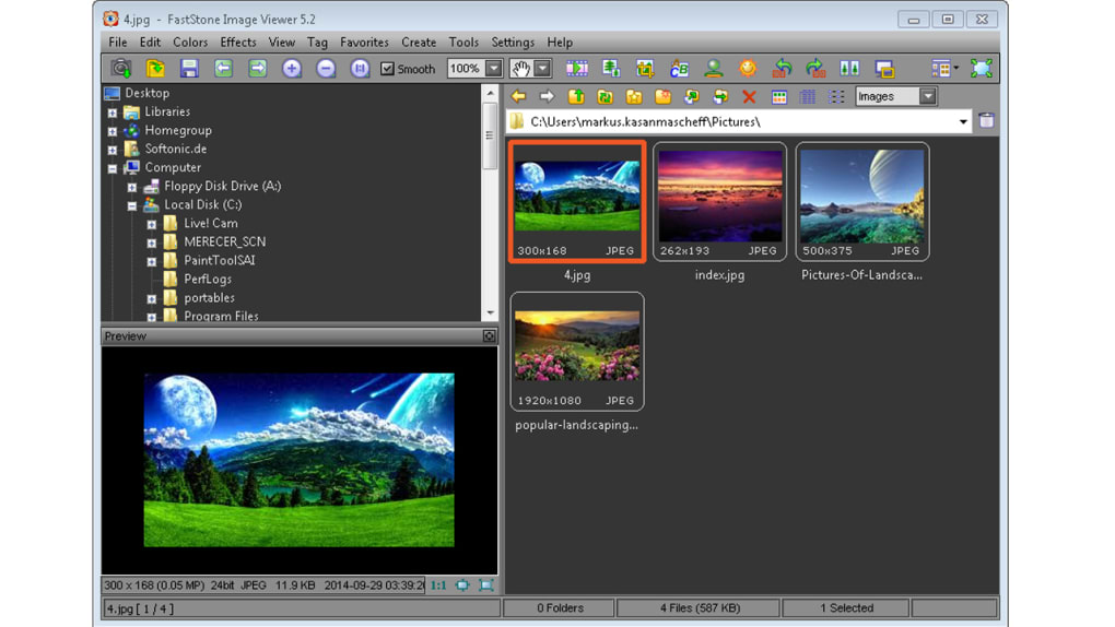 FastStone Image Viewer - Download