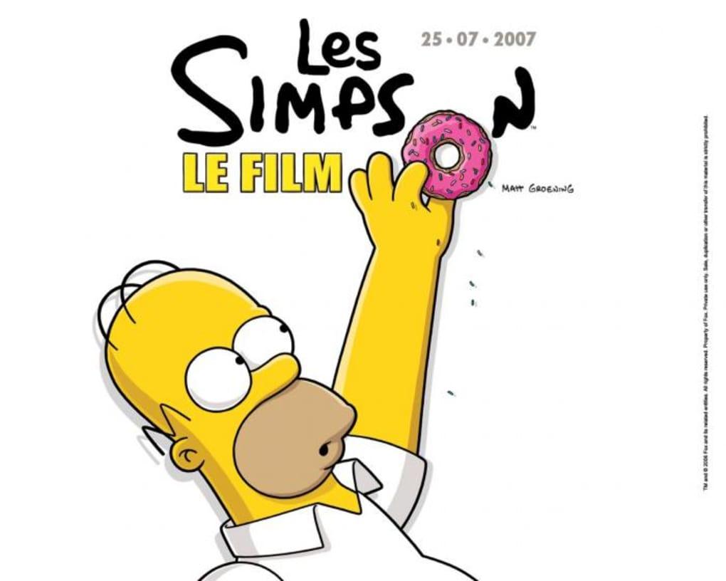 Fond D Ecran Simpson Telecharger