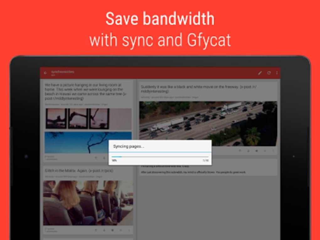 Sync for reddit (Pro)