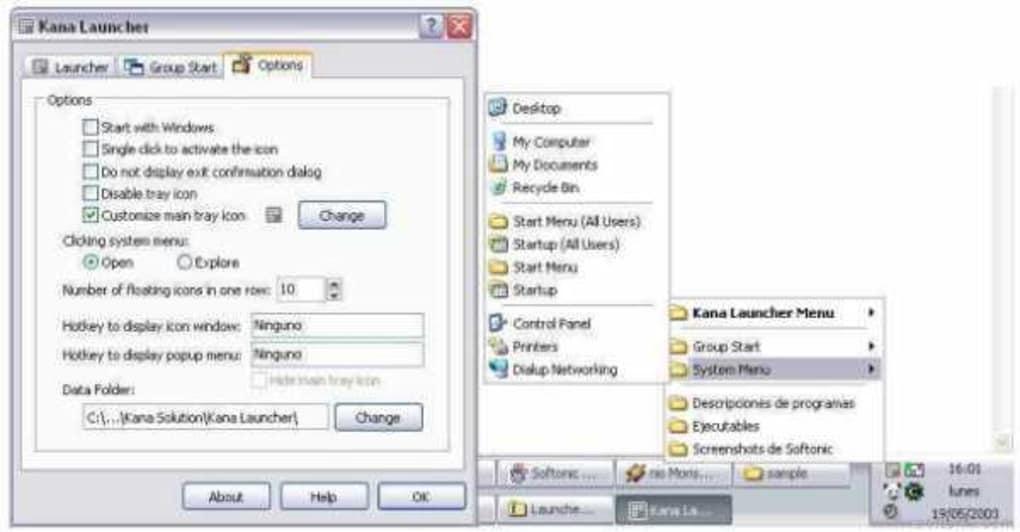 Kana Launcher - Download