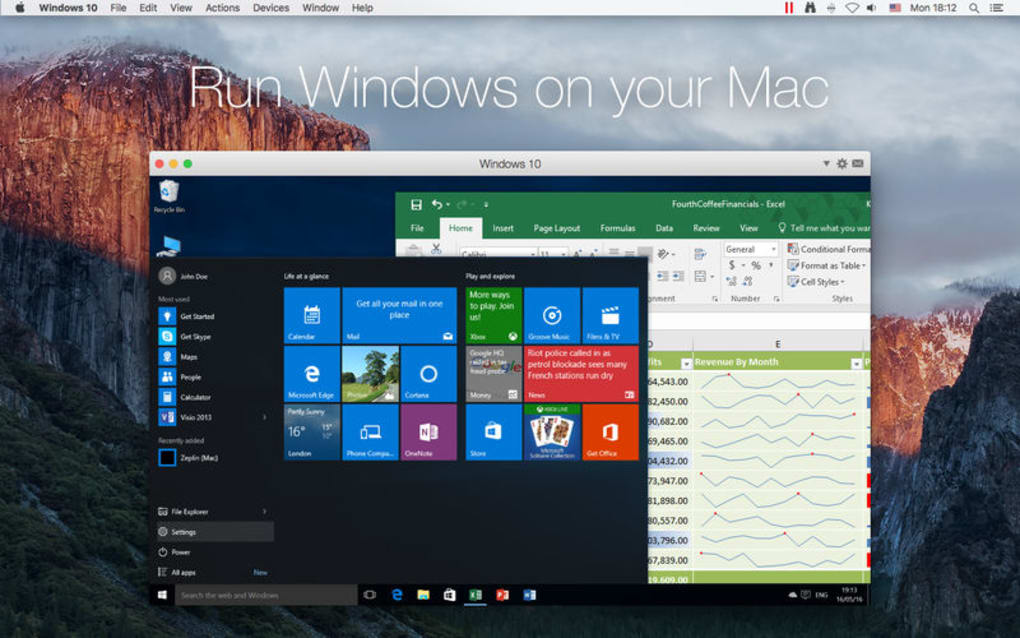 Parallels Desktop Lite for Mac - Download