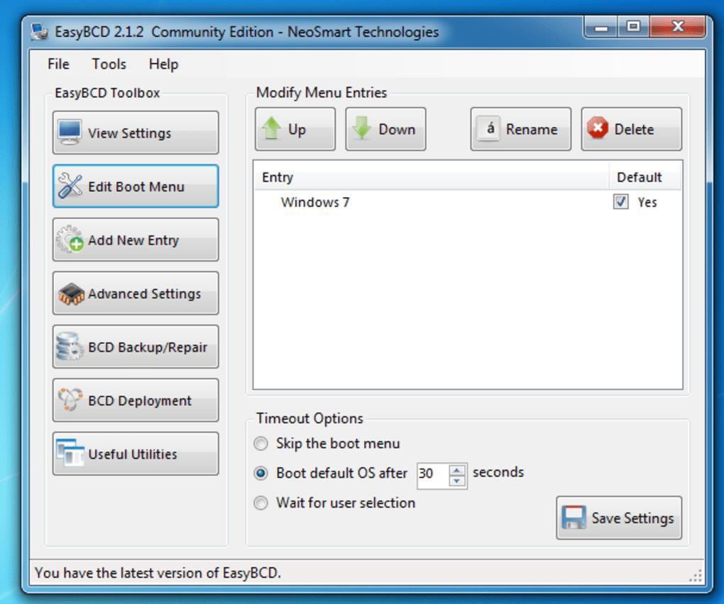 easybcd 2.1.2 gratuit