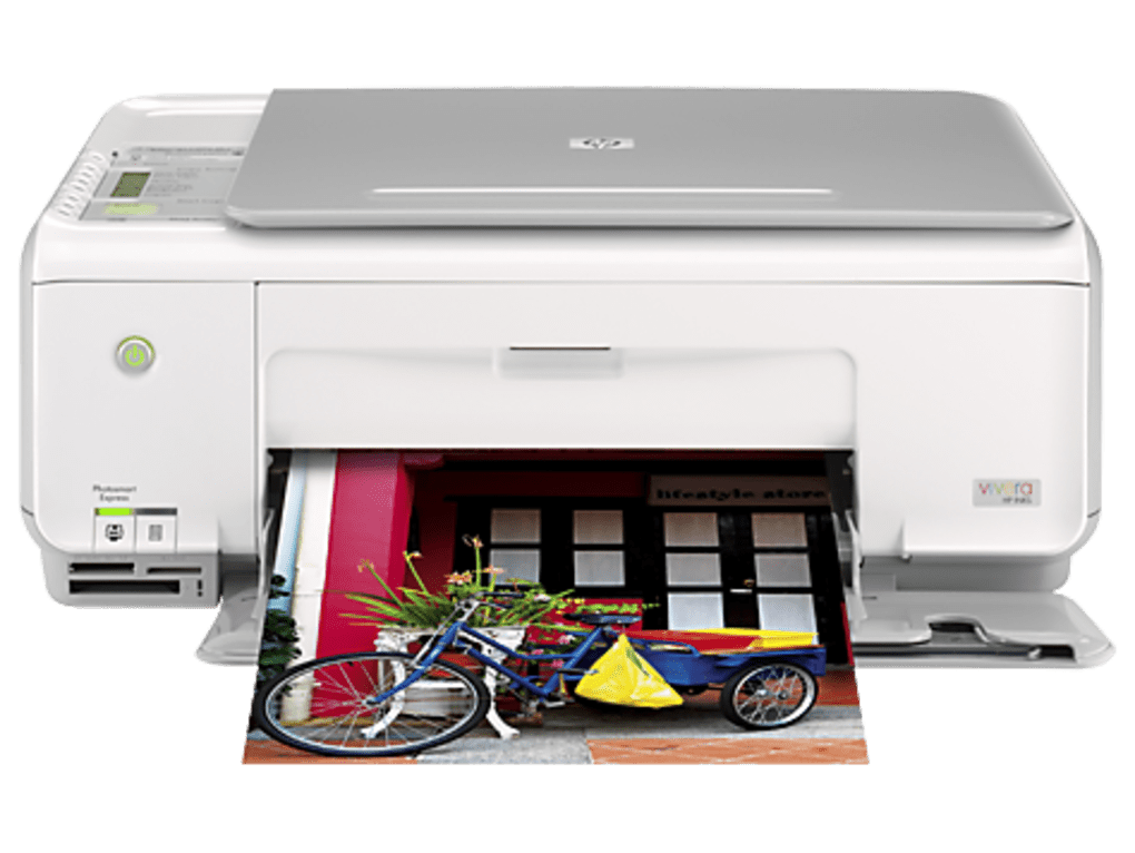 HP Photosmart C3175 Printer drivers
