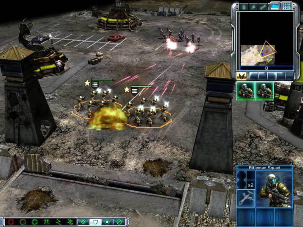 command and conquer tiberium wars vollversion