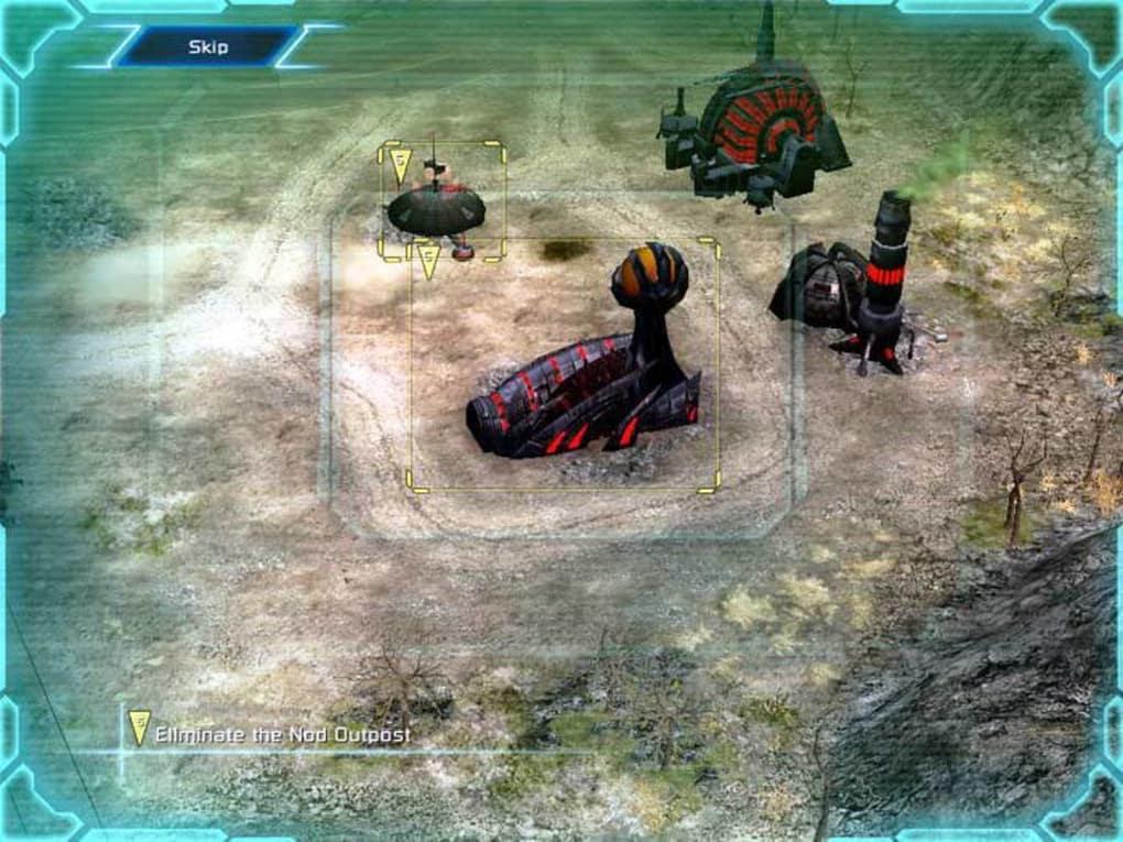 ( ) C&C Mega Map Pack Download CnC 3 Tiberium Wars 106 ...