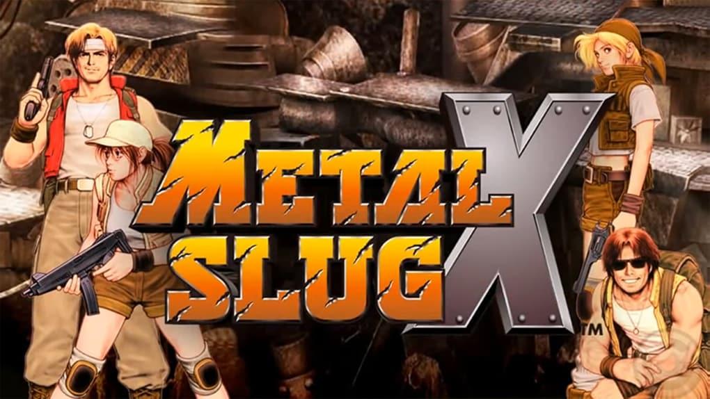 jeux metal slug pc gratuit softonic