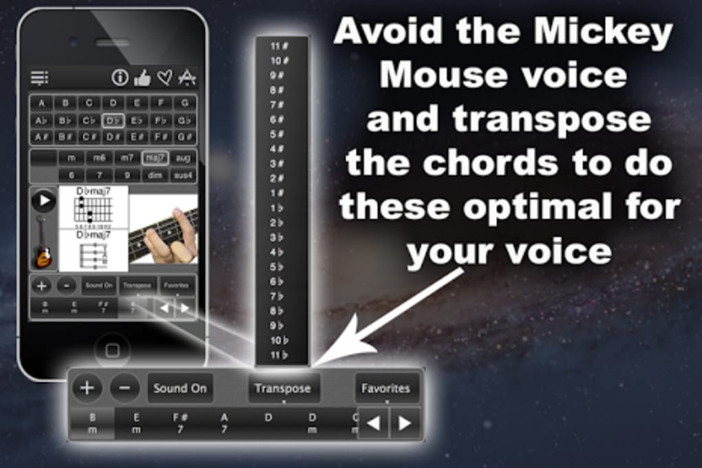 120 Bass Guitar Chords For Android Download