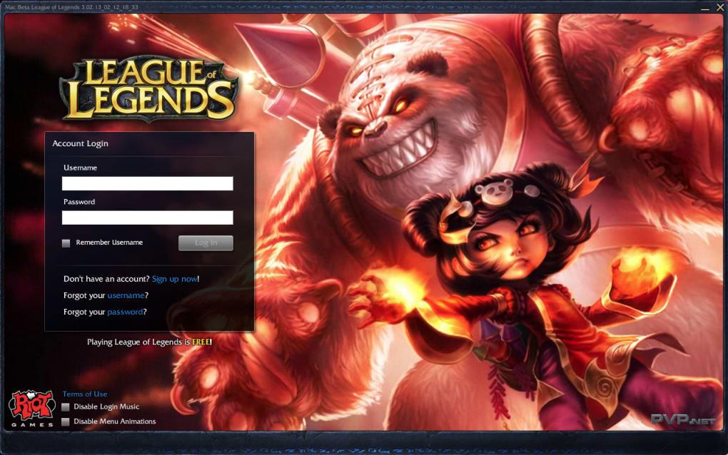 League of Legends for Mac (Mac) - Download