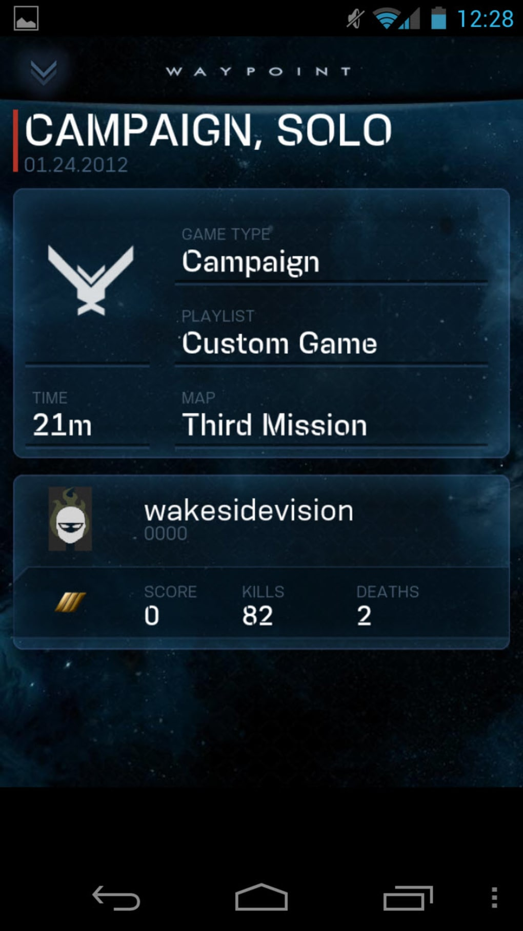Halo waypoint for android download.