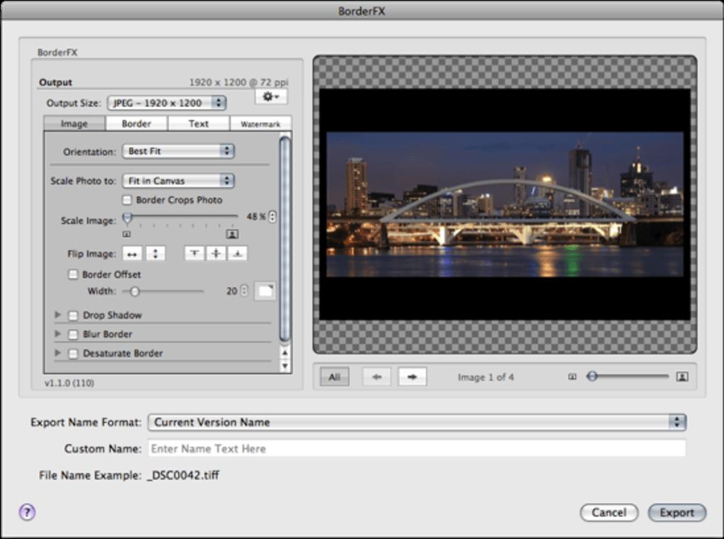 Aperture BorderFX Plugin for Mac - Download