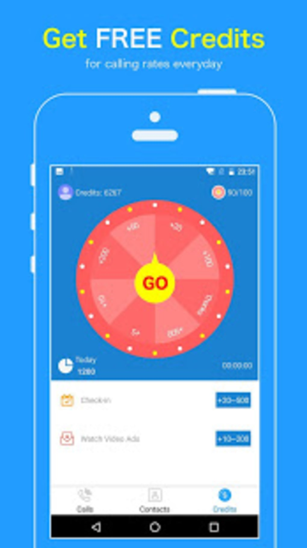 Free Call Phone - Global Wifi Calling VoIP App for Android ...