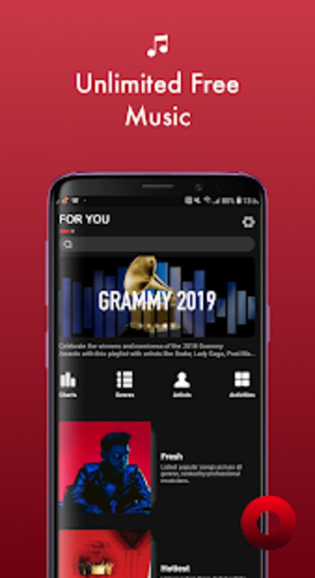 скачать музыку на телефон 2019