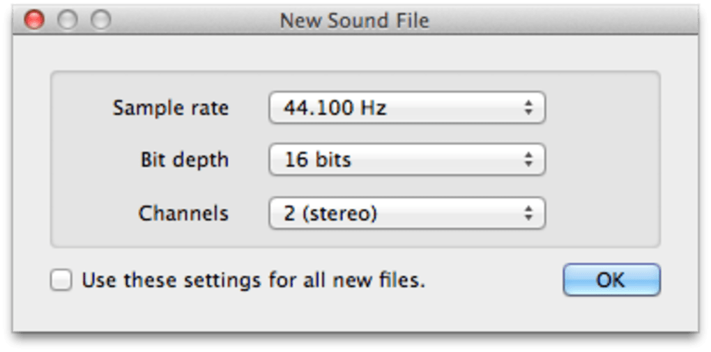sony sound forge for mac free