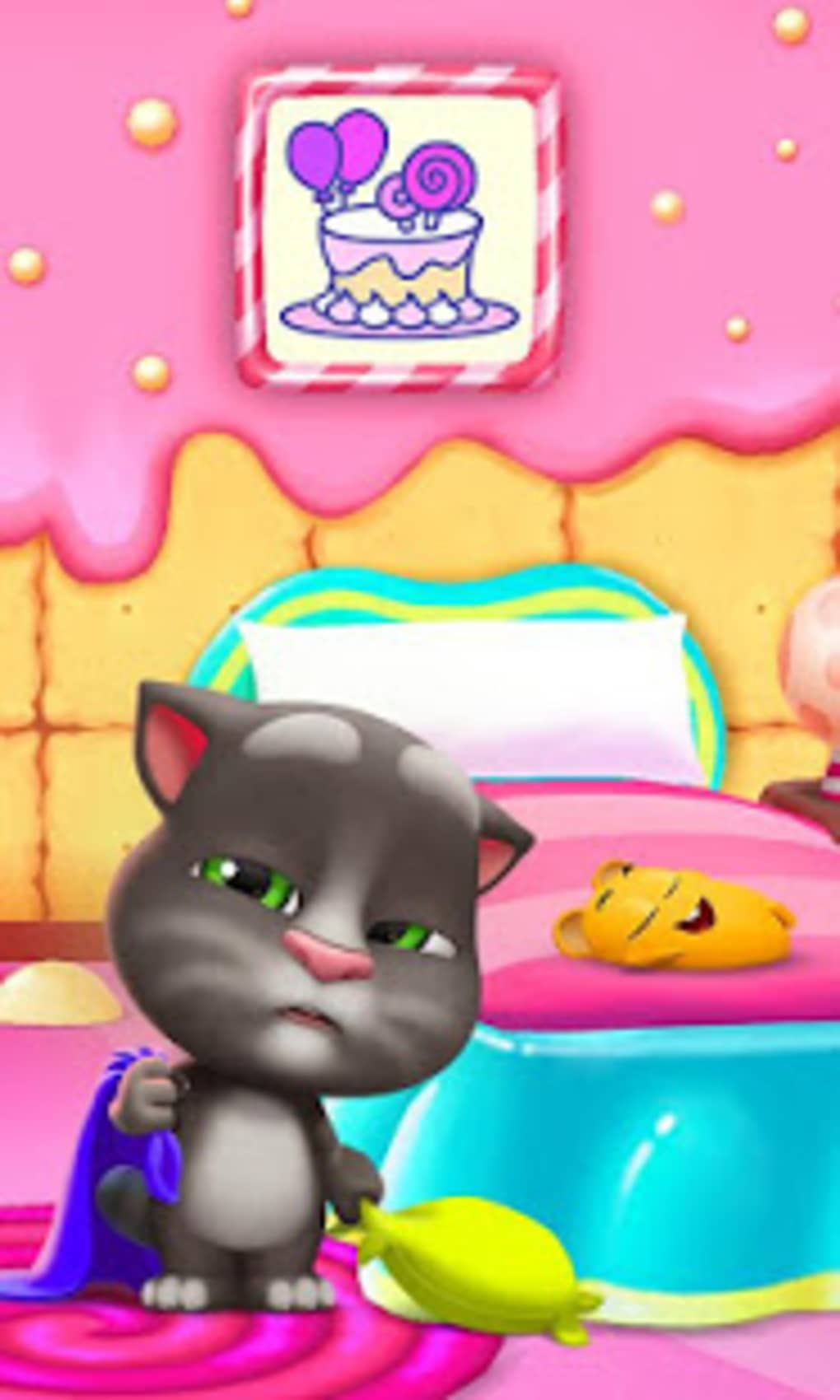 My Talking Tom 2 Apk For Android Download