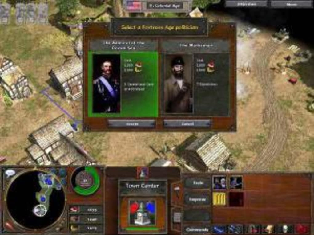 demo jouable age of empire 3