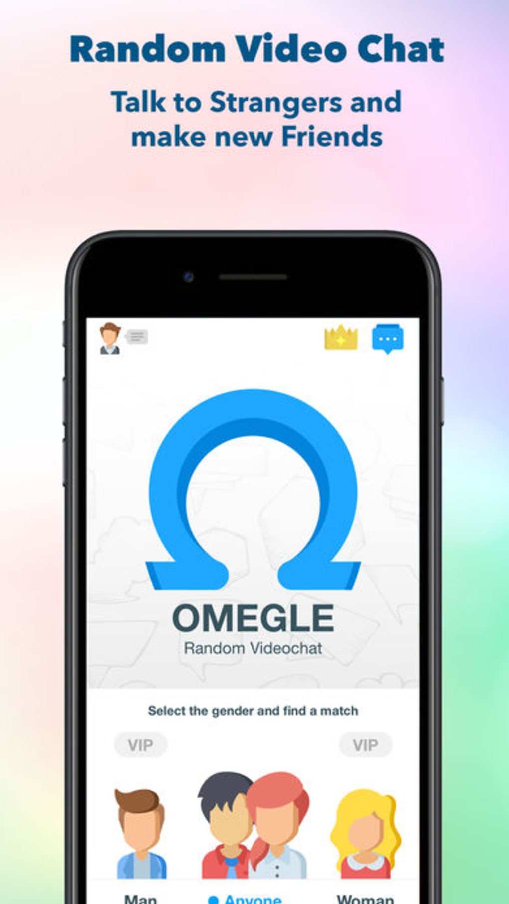 omegle download app ios
