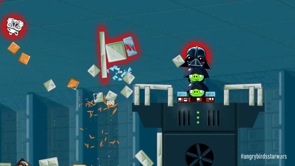 Angry Birds Star Wars HD na iPhone - Download