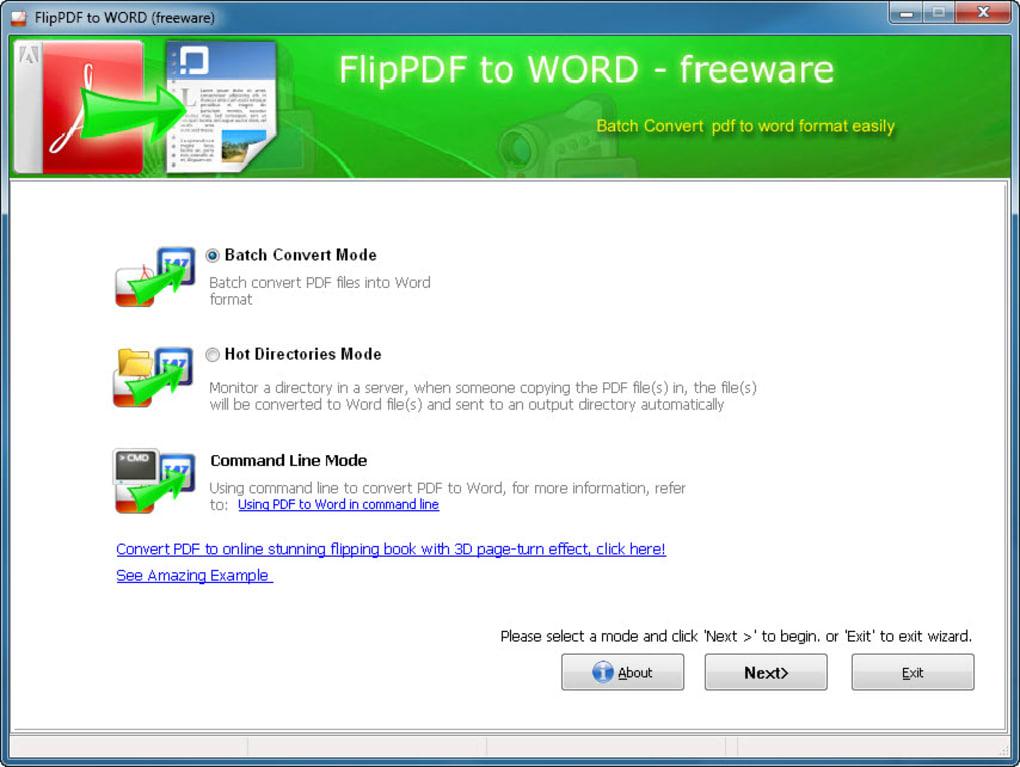 Flip Pdf To Word Download