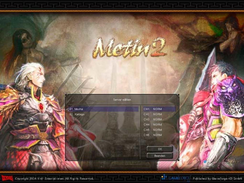 Metin2 - Download
