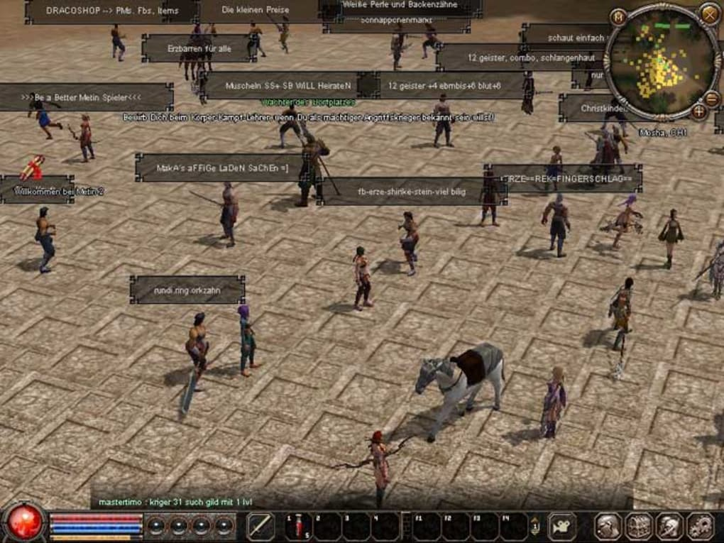 Metin2 - Download