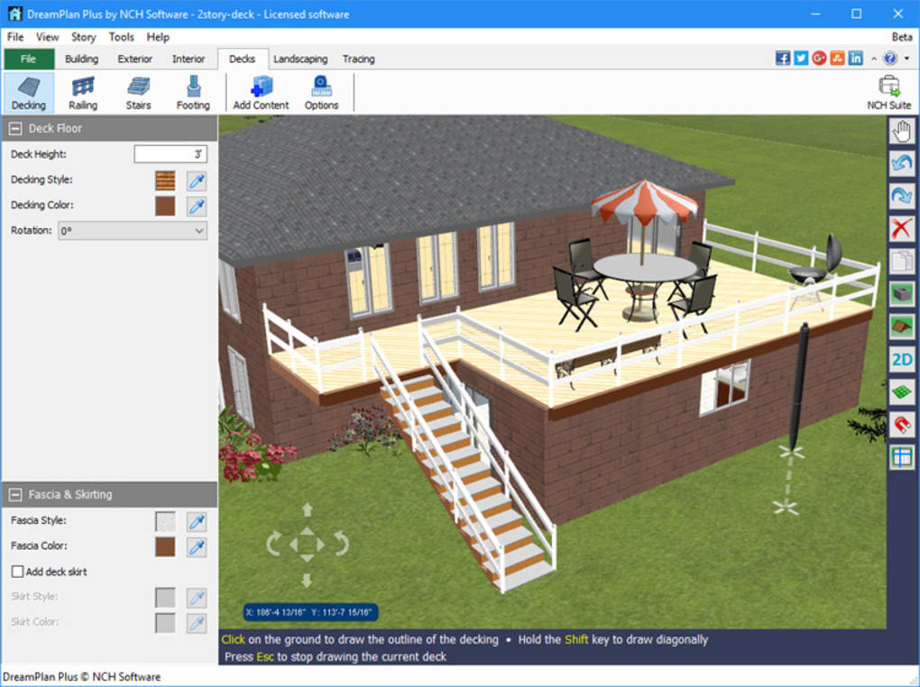 3d Home Design Software Free.Dreamplan Home Design Software Download