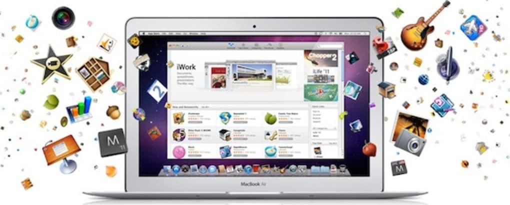 download mac app store os x 10.5
