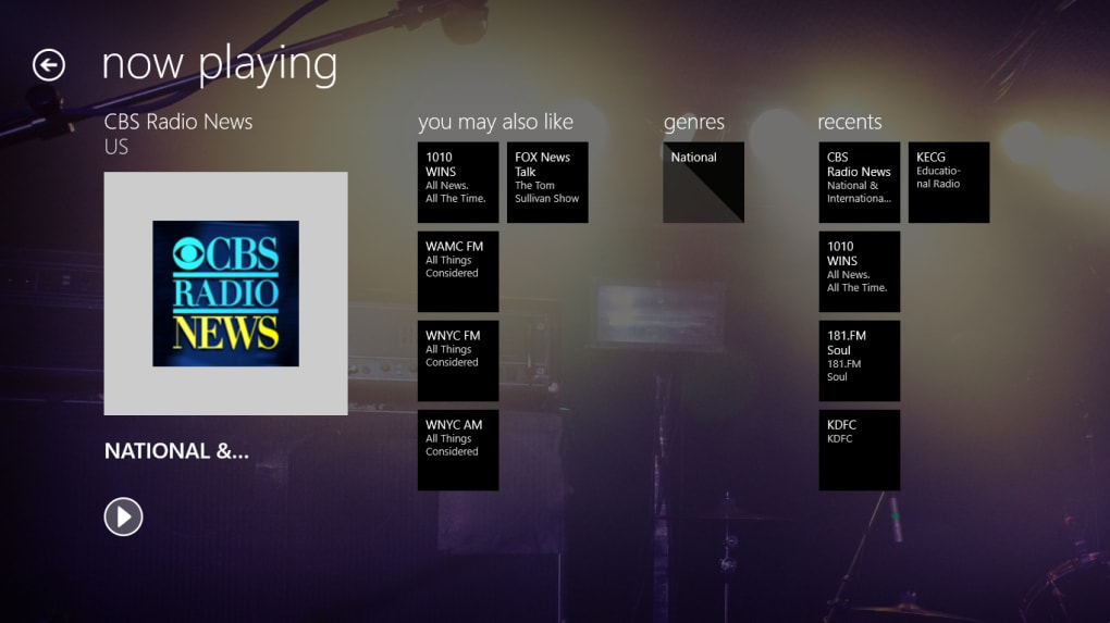 Tunein radio free download for windows 8. 1 seo intelligence.