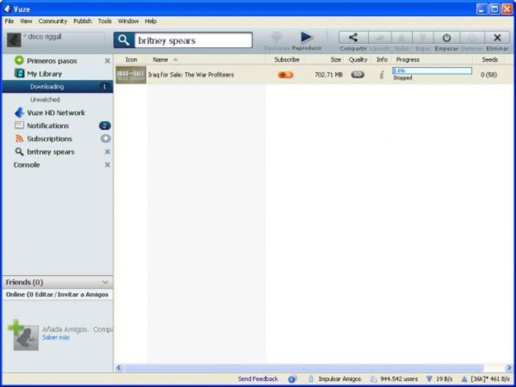 Vuze Download Free Windows 8