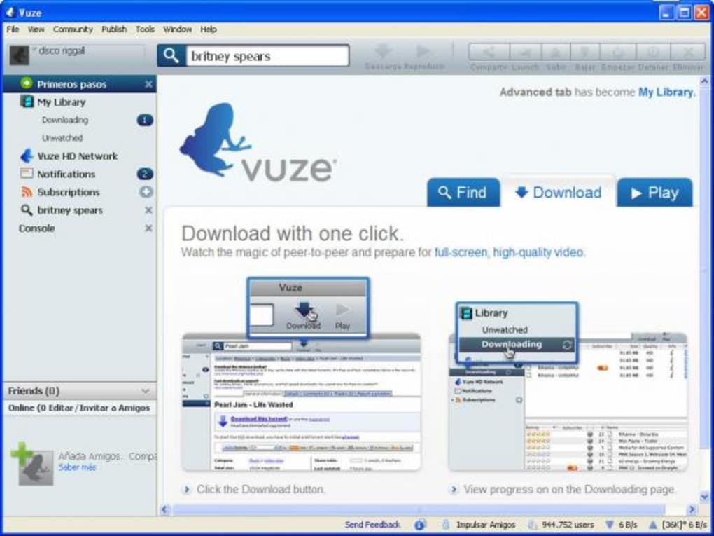vuze software free download for windows 7