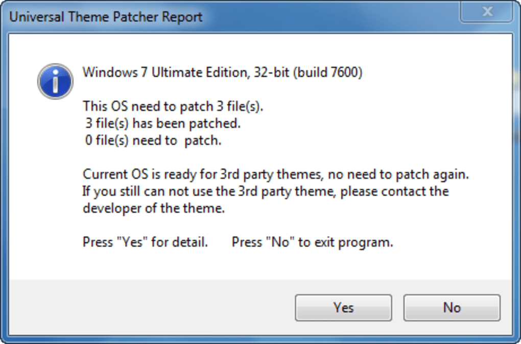 Universal Theme Patcher - Download