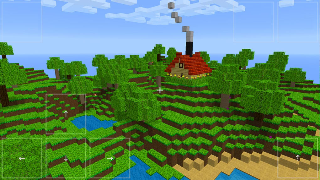 craft exploration survival pe free download