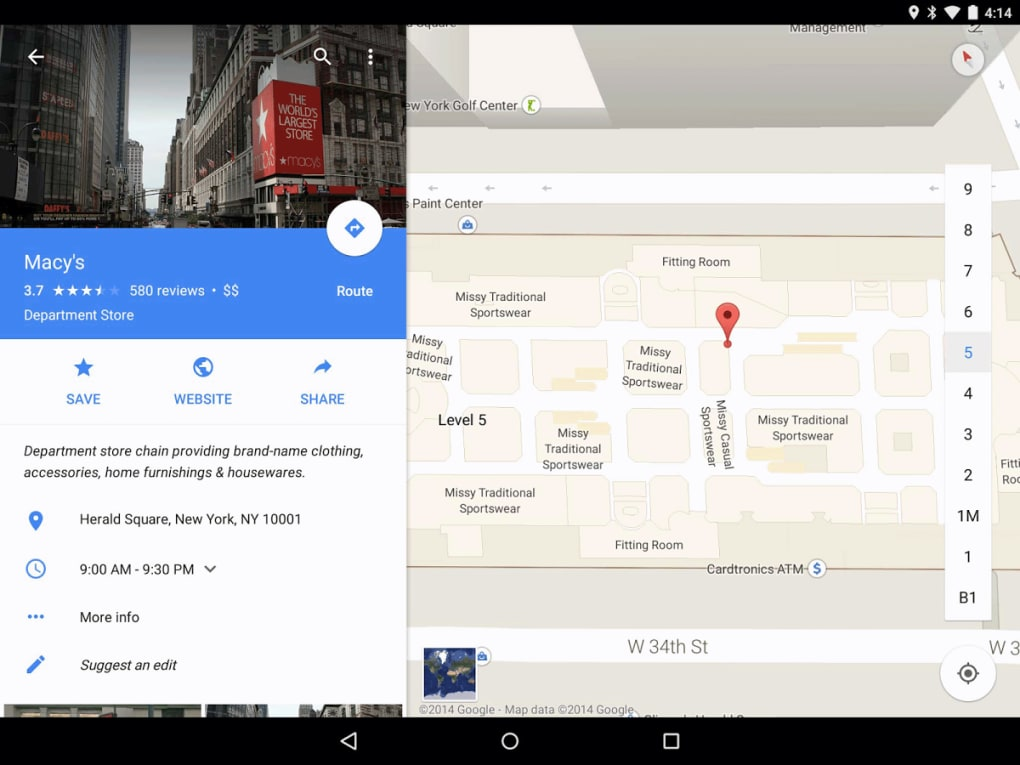 telecharger google maps gratuit pour android