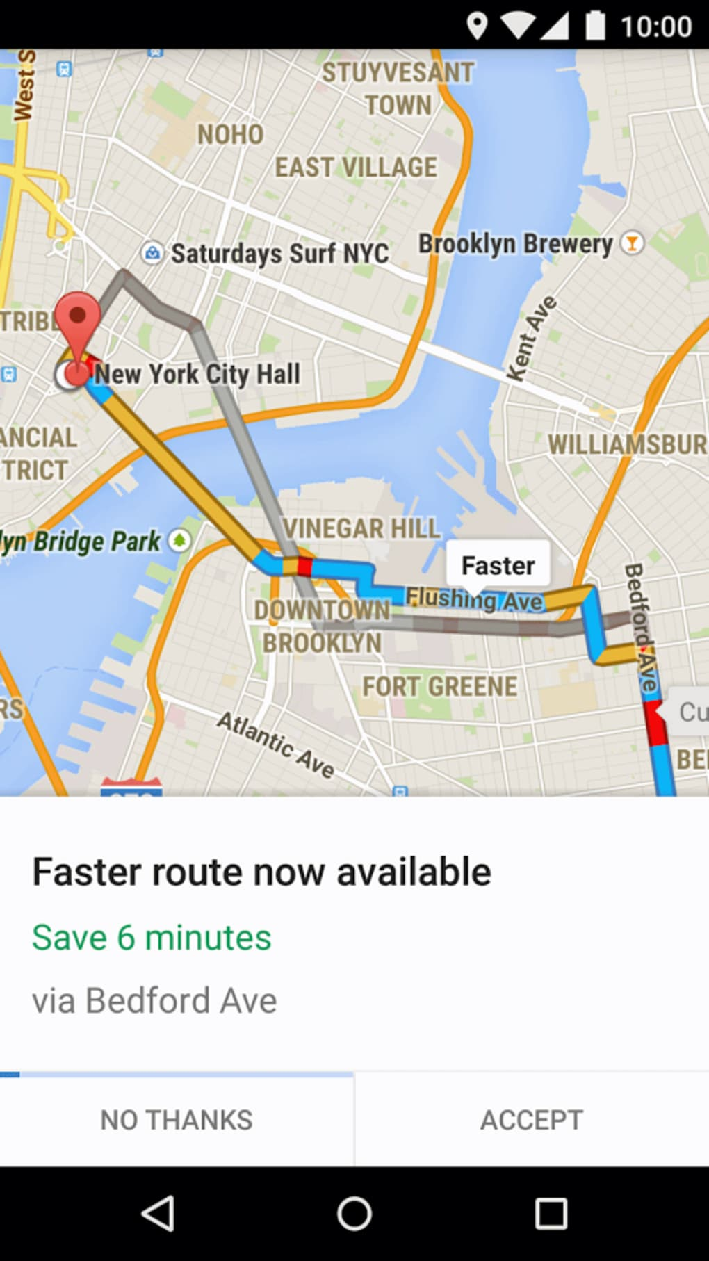 Google Maps for Android - Download on